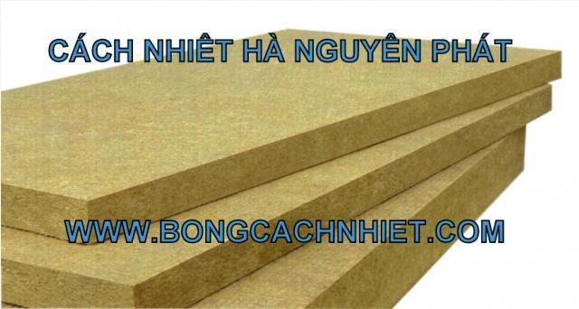 BÔNG KHOÁNG - ROCKWOOL  40KG/M3