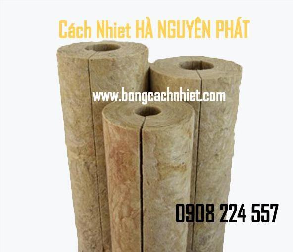 BÔNG THỦY TINH ĐỊNH HÌNH DẠNG ỐNG TỶ TRỌNG 120KG/M3