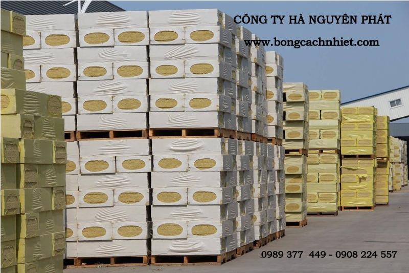 BÔNG KHOÁNG TỶ TRỌNG 60KG- 80KG - 120KG/M3